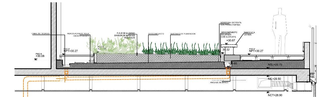 PA 10 007 Planta Nivel 8 (A1)